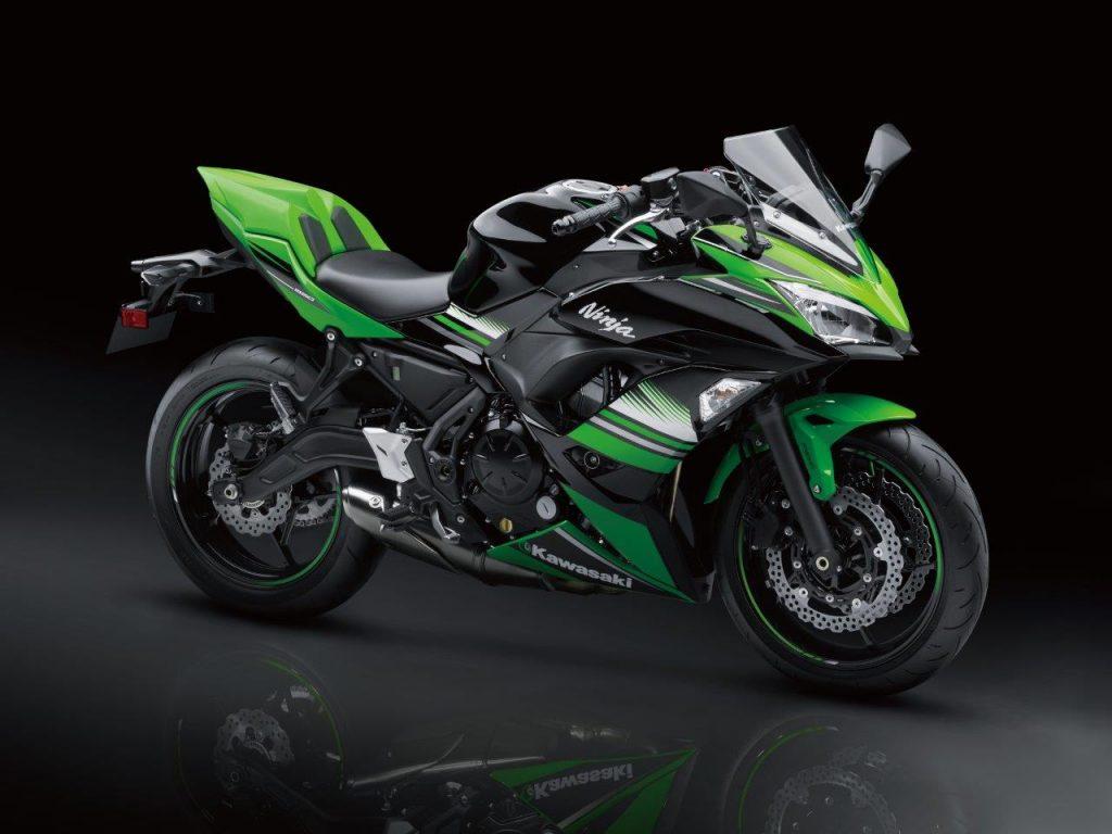 Les prix des Kawasaki Z650 et Ninja 650 sont connus