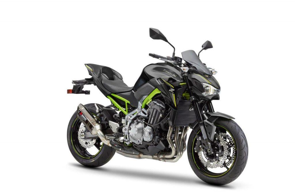 Kawasaki crée la surprise avec le prix de la Z900