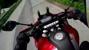 Yamaha MT-07 Tracer