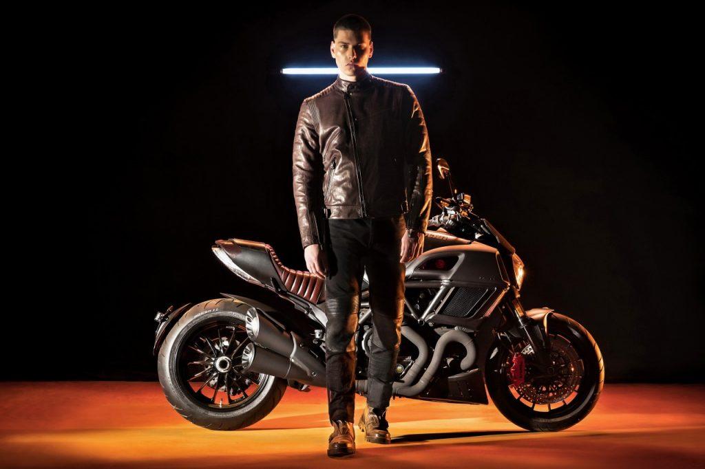 Ducati et Diesel ensemble pour un nouveau Diavel