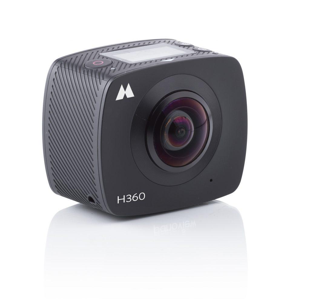 Midland H360 pour des vidéos d'action à 360 °