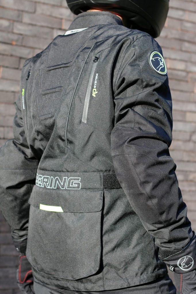 Bering Ralf : paré pour l'hiver !