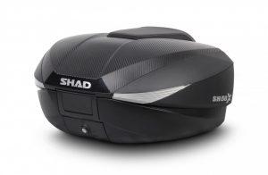Un nouveau concept de top case le Shad SH 58X Expandable