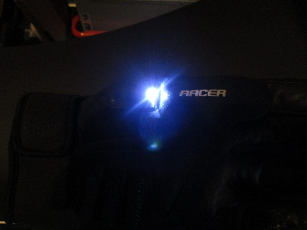 Gants Racer RCR Light