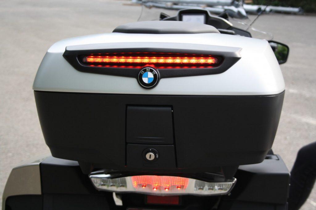 BMW R1200 RT LC reine du voyage au pays du plaisir.