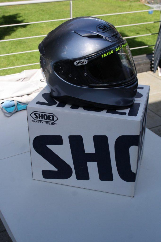 SHOEI NXR le No 2 du sport chez Shoei.