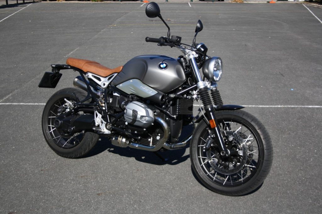 BMW R Nine T Scrambler, Back to the Roots