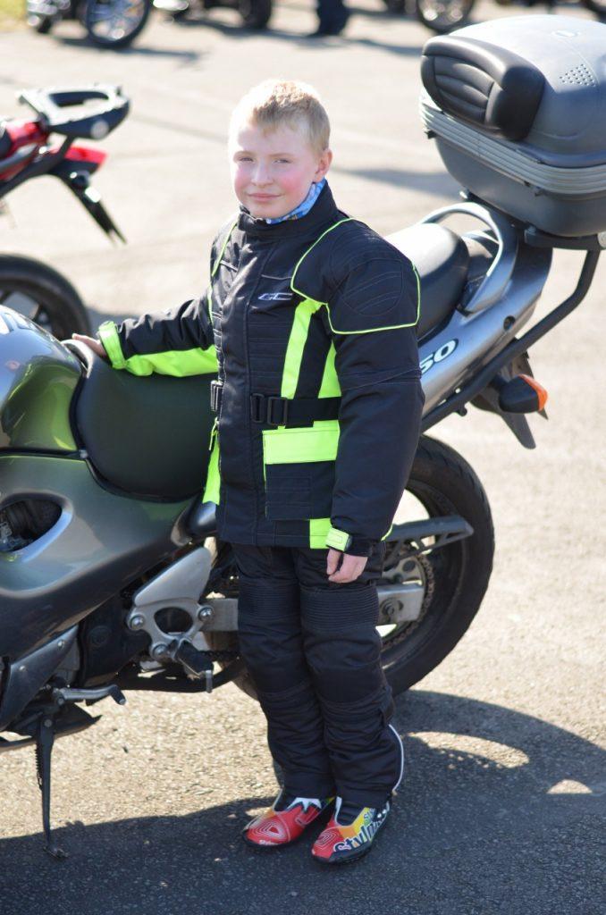Stylmartin chausse aussi les enfants avec les Speed Jr S1