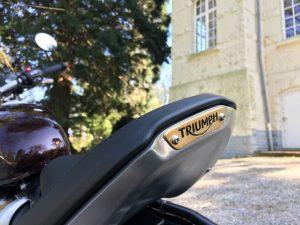 Triumph Bobber : Back to the futur