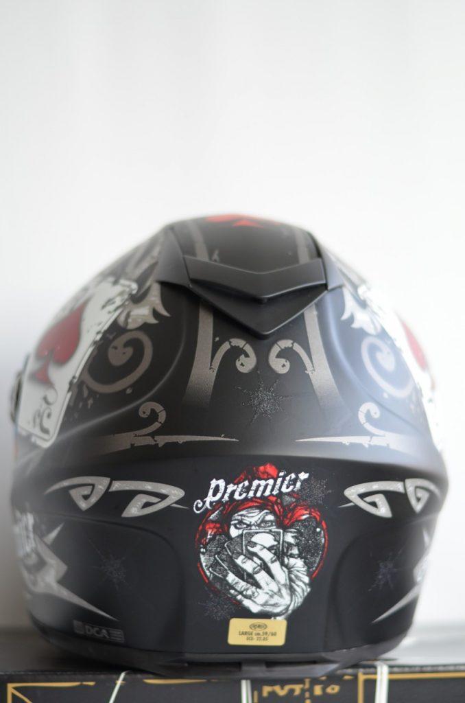 Premier Dragon Evo : un intégral sportif made in Italy