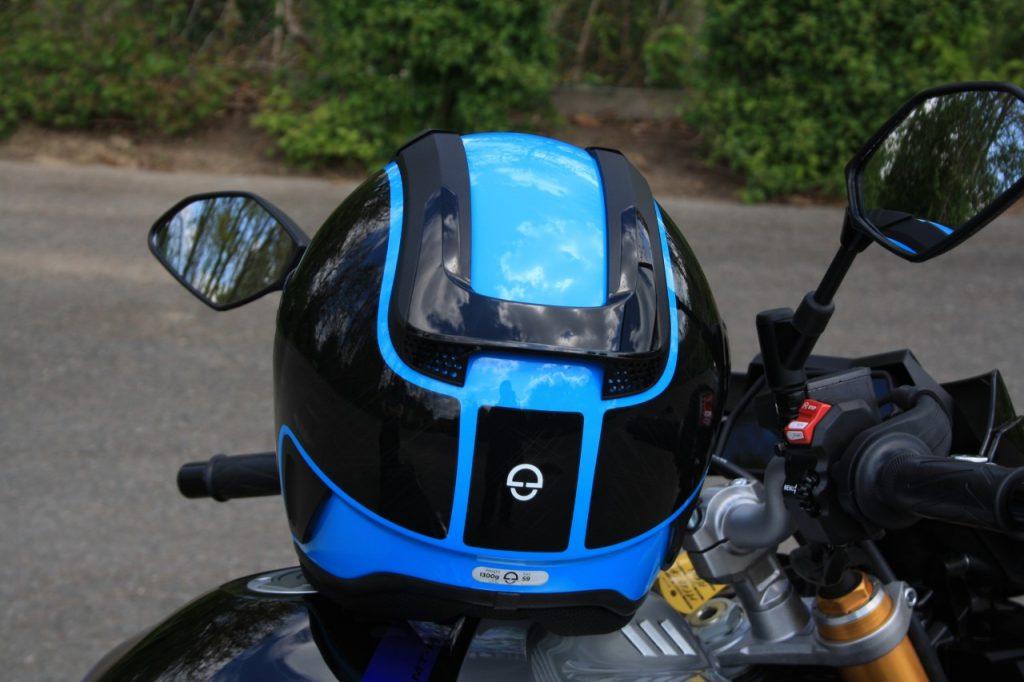 Schuberth SR2, Haute protection pour votre tête.