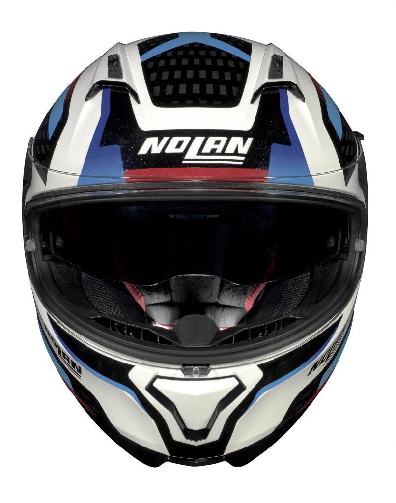 Nouvelle déco pour le Nolan N87