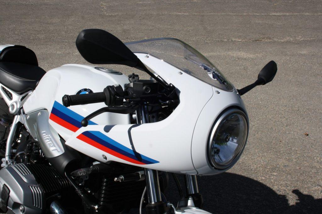 BMW R Nine T Racer, objet de désir….