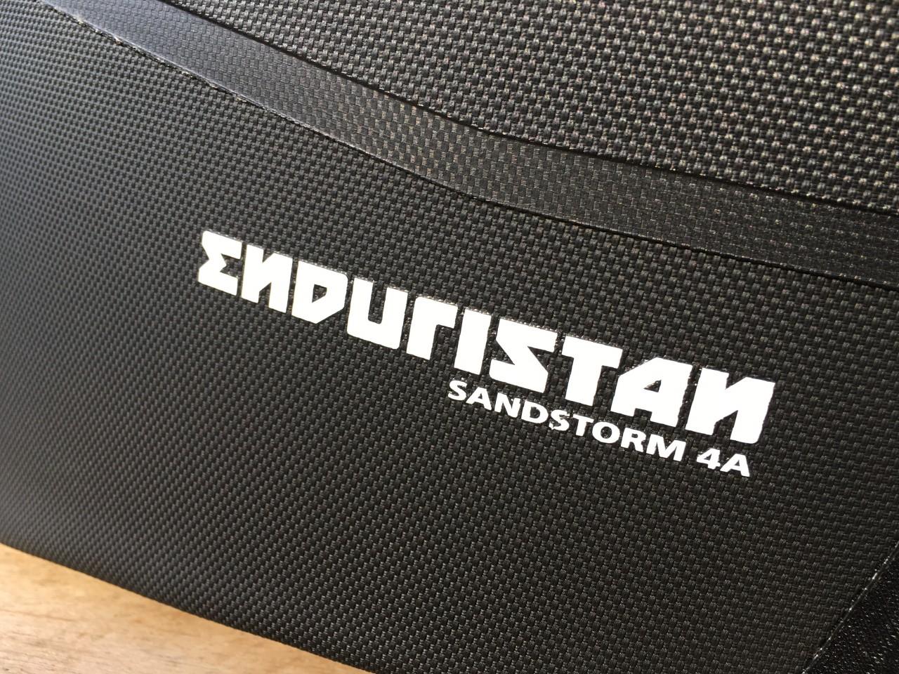 Enduristan SandStorm 4A : Le tanker à toute épreuve ?