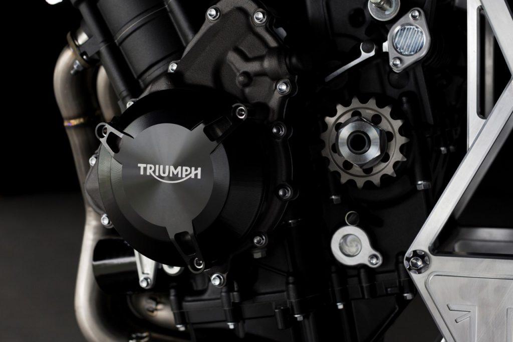 Les moto 2 rouleront en 2019 avec un moteur Triumph.