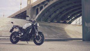 Yamaha XSR 900: il n'y a pas de hasard