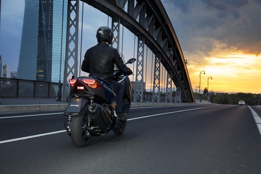 Le nouveau Yamaha Xmax 400