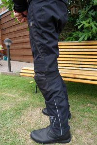 Essai longue durée de la veste Modeka Etosha et du pantalon Modeka Sporting II