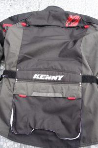 Test de l'ensemble Kenny Extrême pour quad.