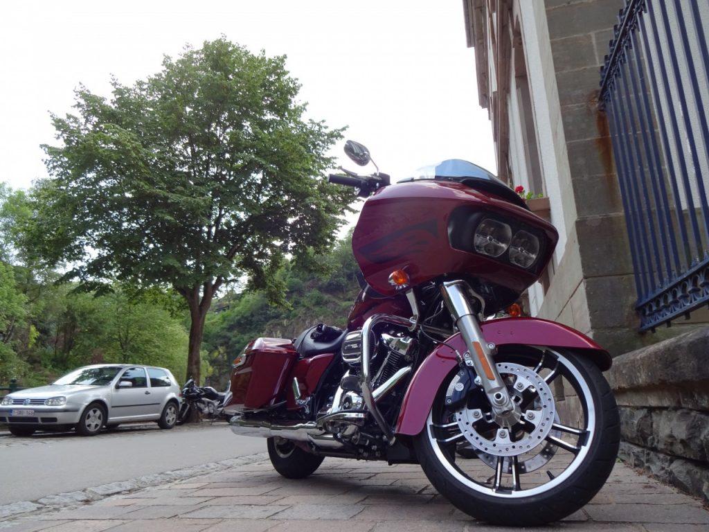 La Harley-Davidson Road Glide Spécial aux 500 kms
