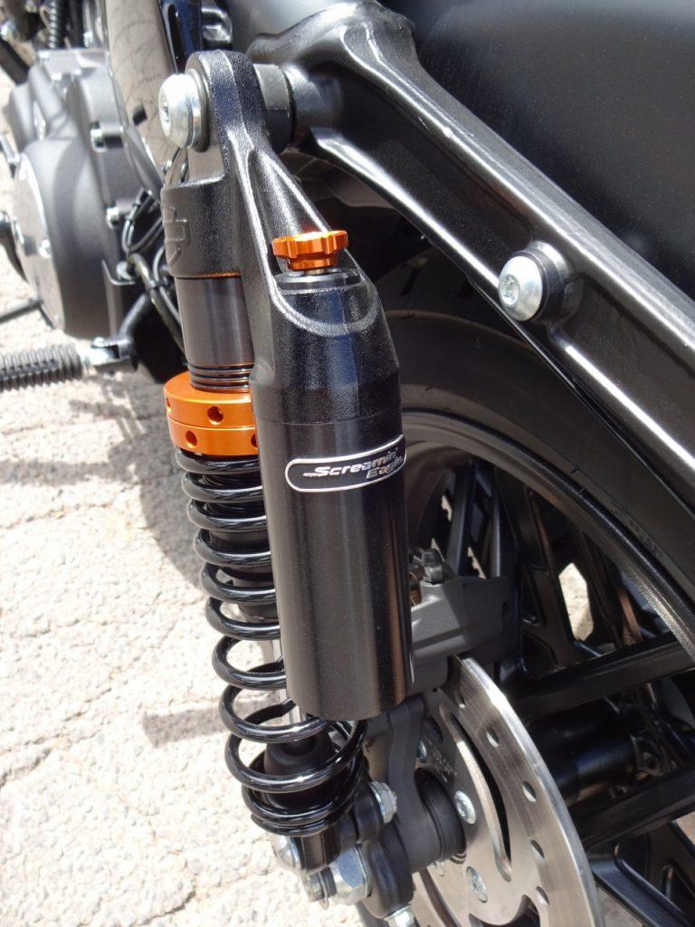 Harley-Davidson Sportster Roadster 1200