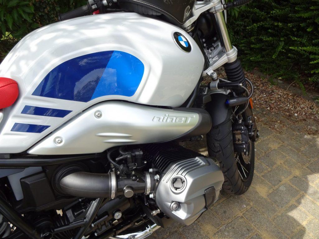 BMW R NINE-T Urban G/S comme une envie d'escapade
