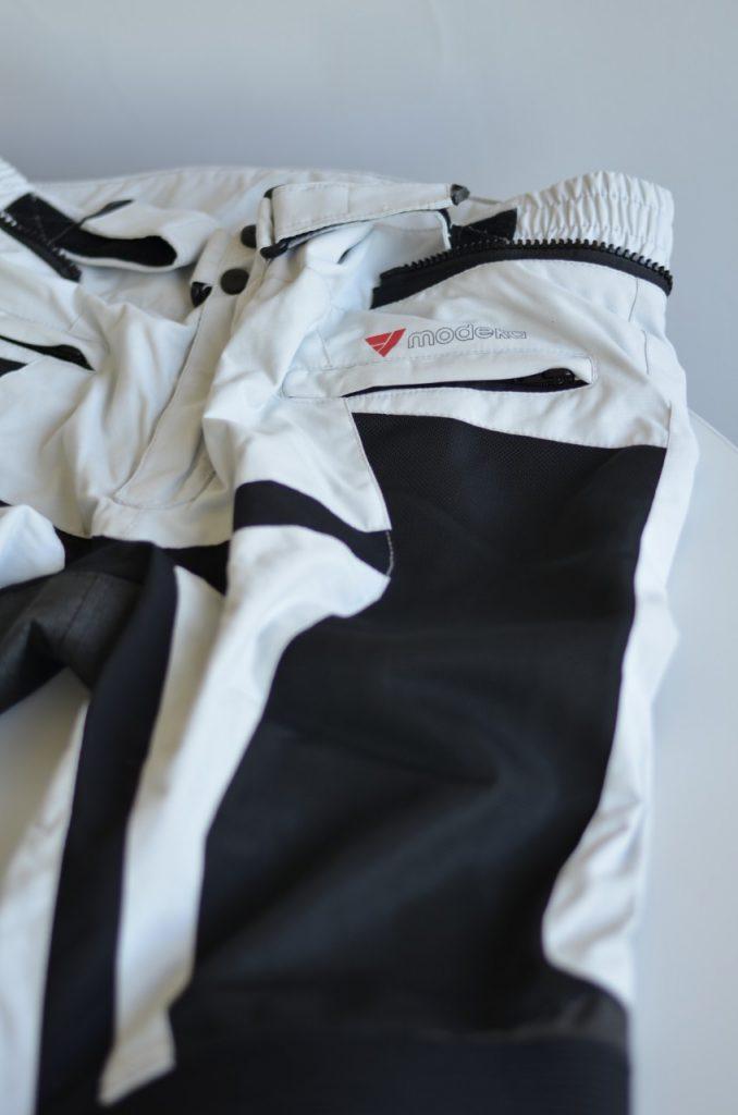 Modeka Long Breeze comme en t-shirt mais protégé !