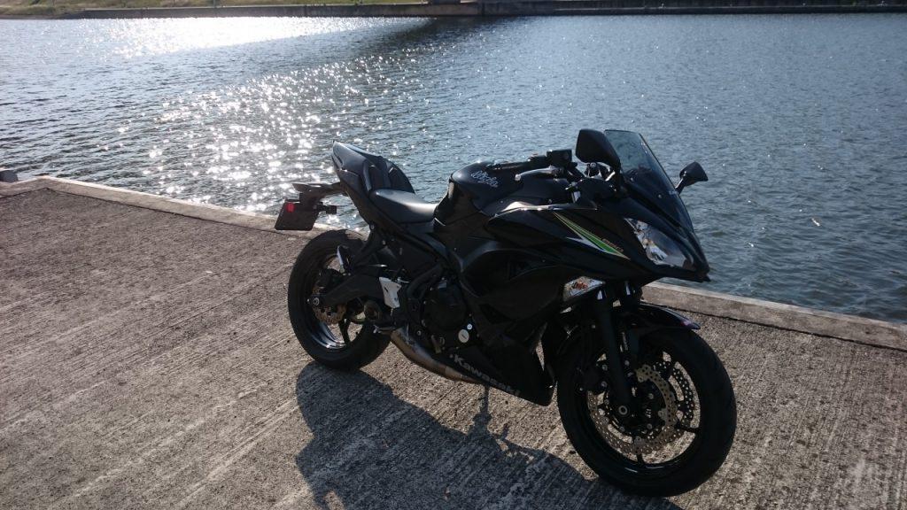 Kawasaki Ninja 650: une belle surprise