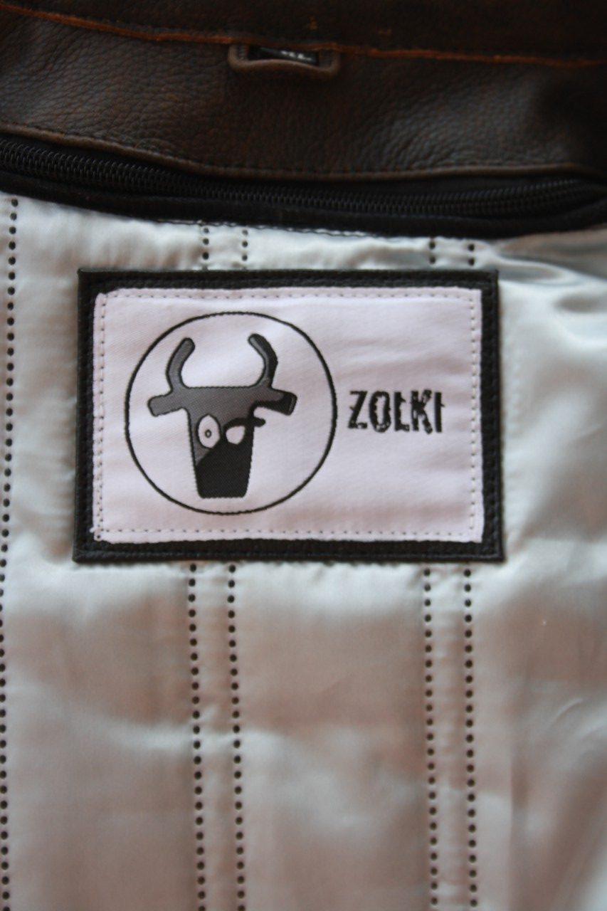 blouson cuir zolki biker vintage chic et pas cher objectif moto. Black Bedroom Furniture Sets. Home Design Ideas