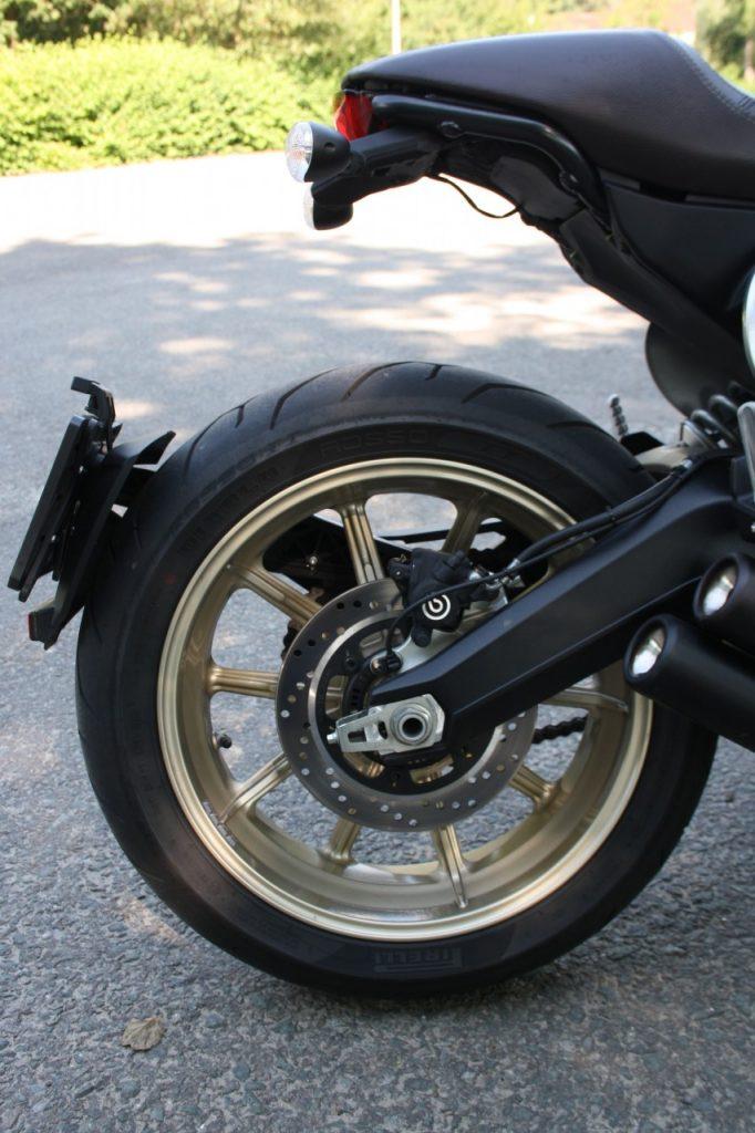 Ducati Scrambler Café Racer, Molto Decaffeinato…