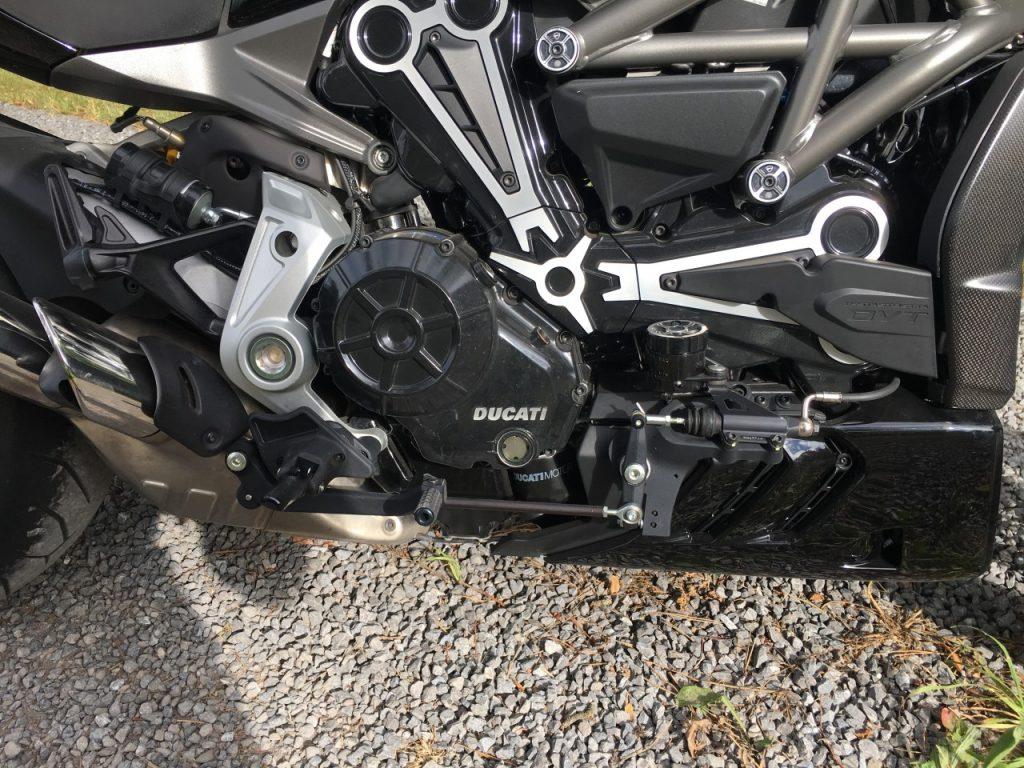 Le diable s'habille en Ducati !