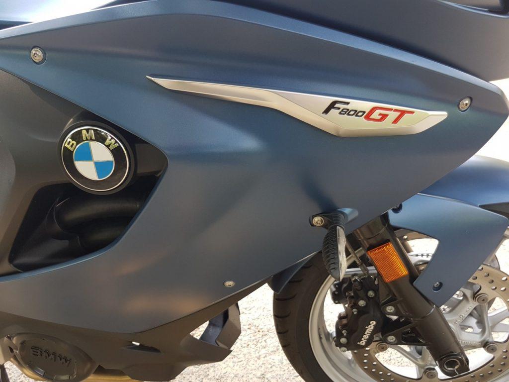 BMW F800GT, la routière cartésienne.