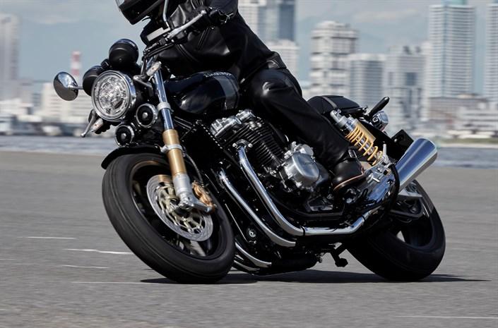 Honda CB1100RS: nostalgique sportivité