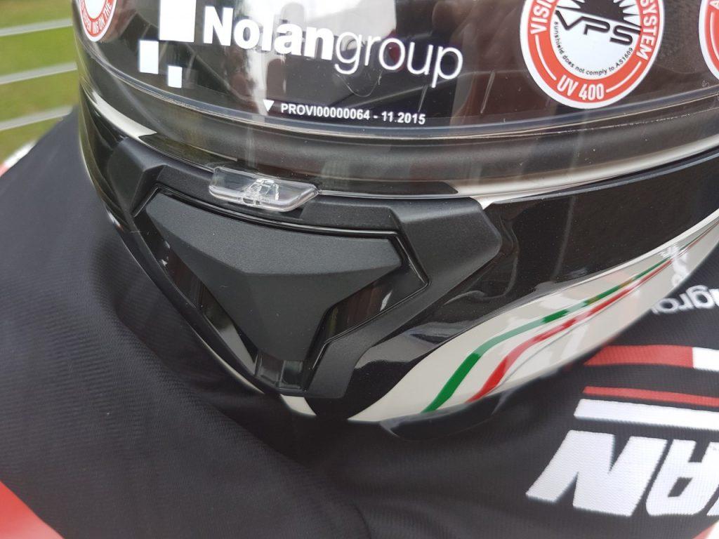 Nolan N87 Italy, heaume sans peur et presque sans reproche