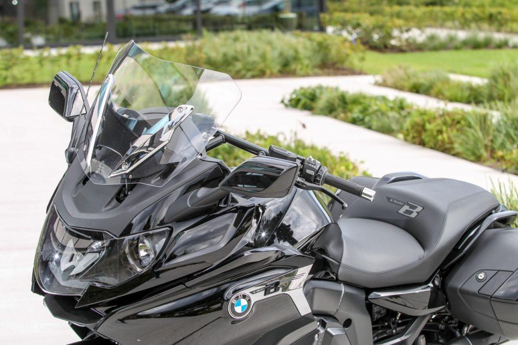 Exclusivité: BMW K1600B, déclinaison bagger!