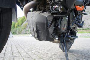 KTM 1090 ADVENTURE  : la petite se rebiffe !