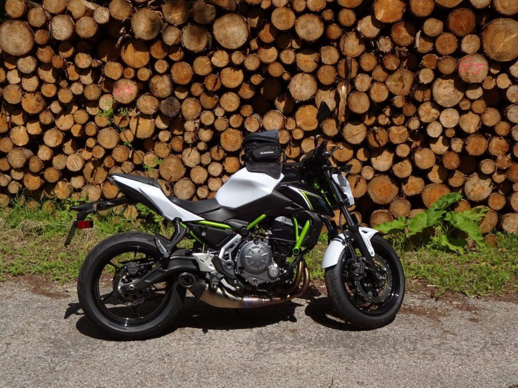 Kawasaki Z650 : un nouveau jouet