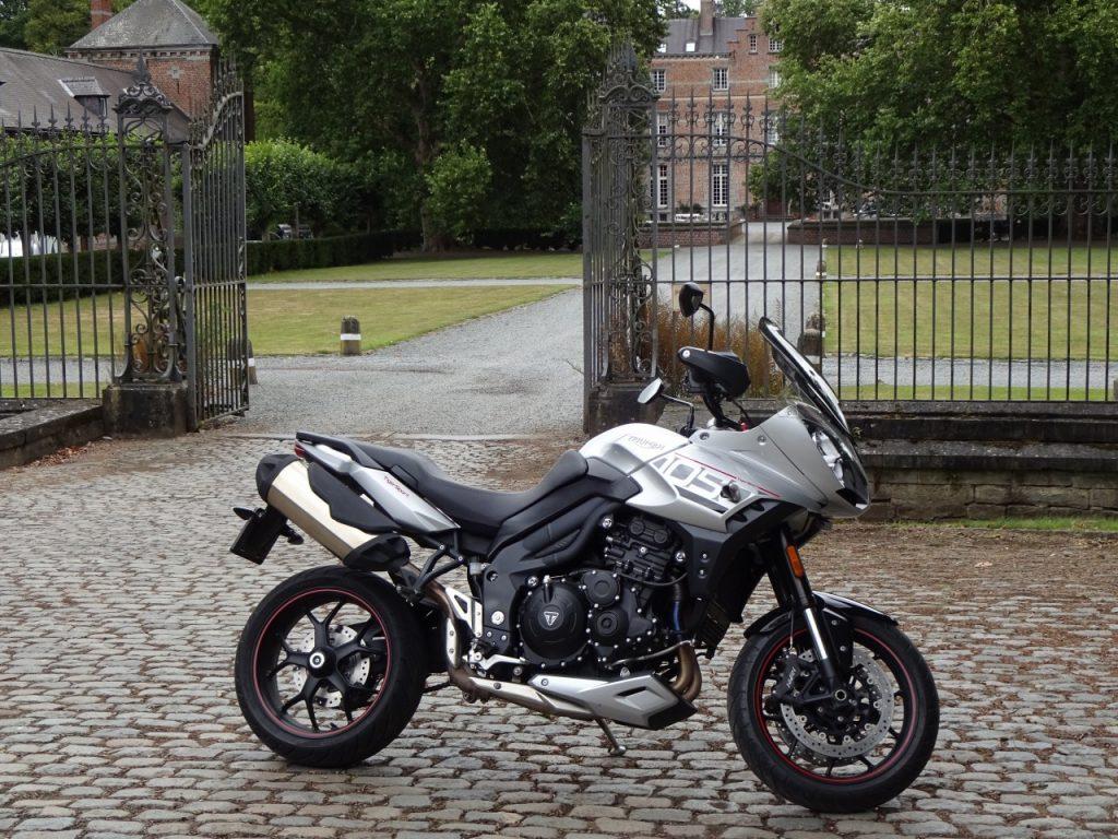 Triumph Tiger Sport, trail sportivo-gt ou autre chose ?