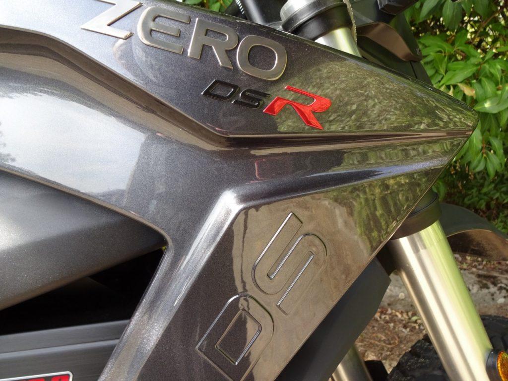 Zero Motorcycles DSR Powaaaa