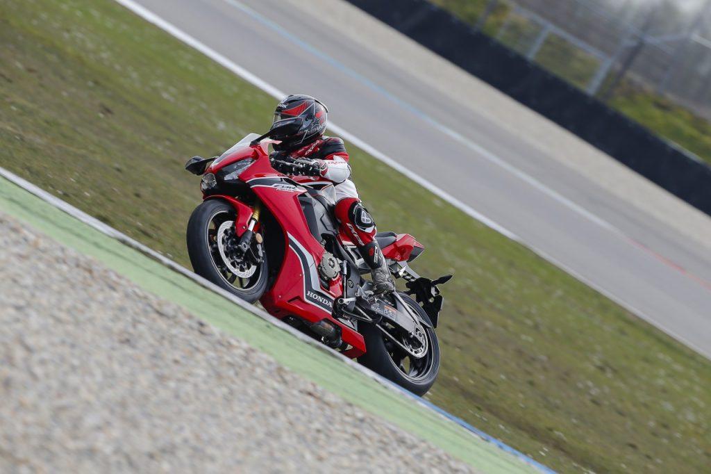 Honda CBR1000RR Fireblade: fin de consensus