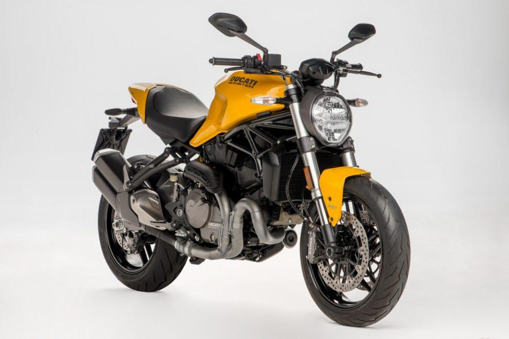 La nouvelle Ducati Monster 821