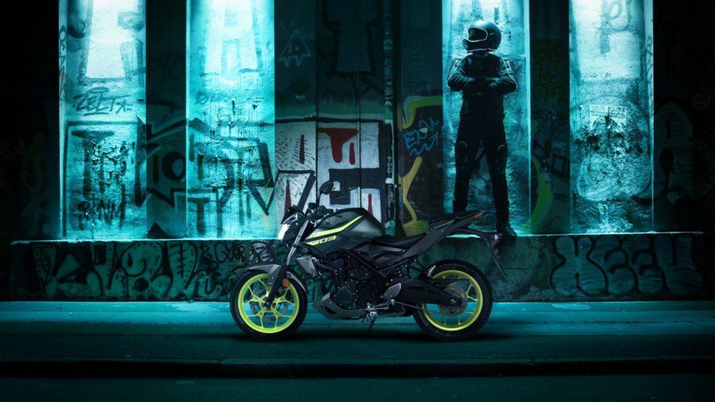 Yamaha MT-03 2018: plus gros n'est pas mieux