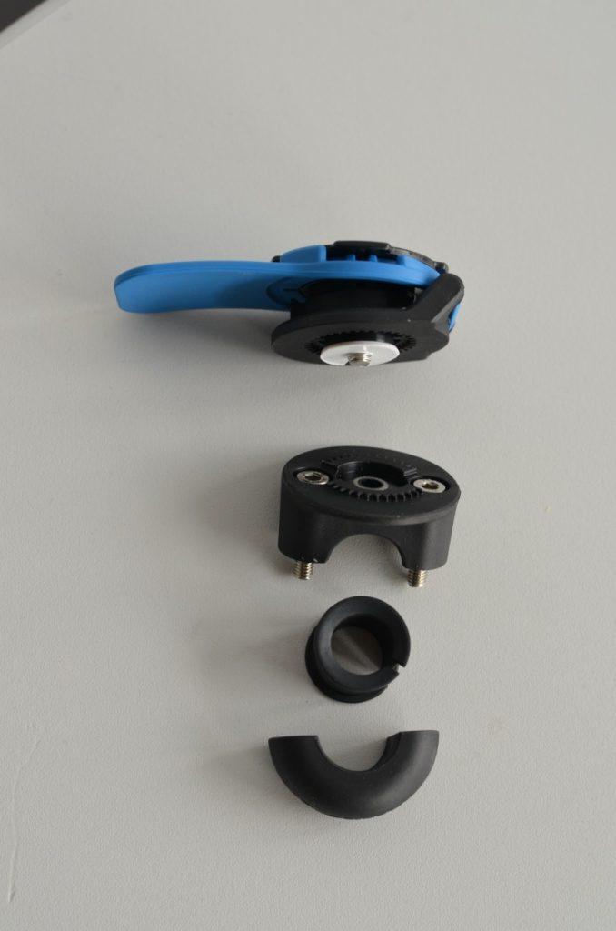 Votre Smartphone sur votre moto avec Quad Lock