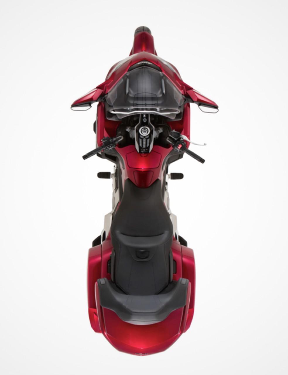 Un nouvelle Honda Gold Wing pour 2018