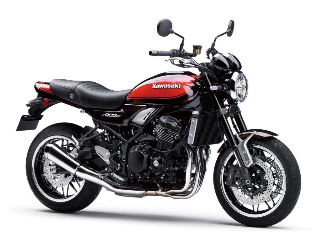 La Kawasaki Z900RS  confirmée avec en prime une petite sportive 400