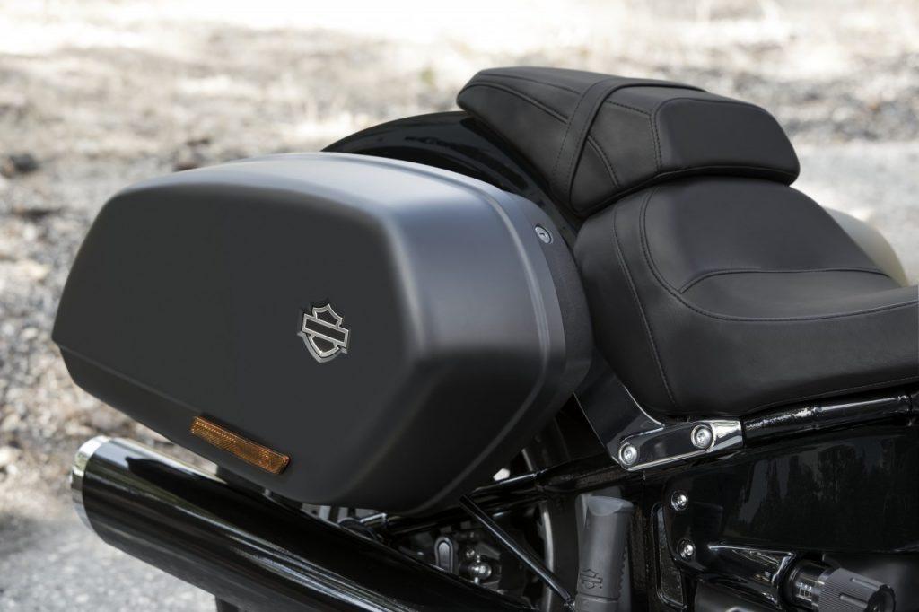 Nouveauté Harley-Davidson, le Sport Glide.