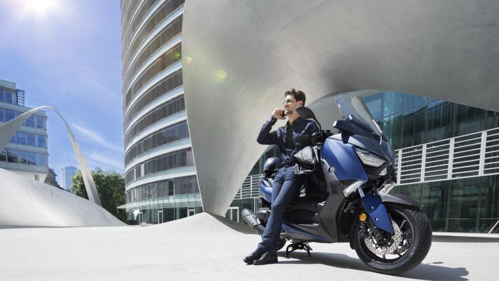Yamaha X-Max 400: premium au juste prix