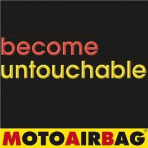 Le gilet airbag Motoairbag V2.0C recto-verso obtient 3 étoiles au SRA
