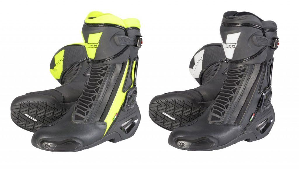 Des nouvelles bottes sport chez Vanucci