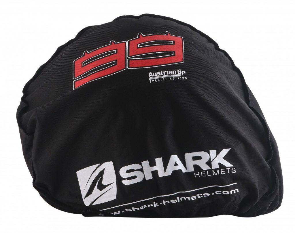Fan de Lorenzo : le Shark Race-r Pro au design Devil Spirit